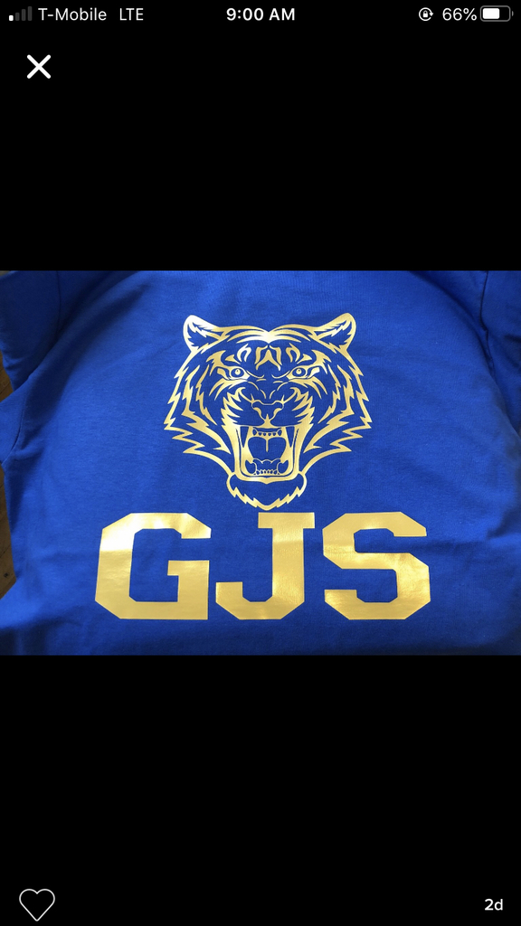 GJS Basketball Team